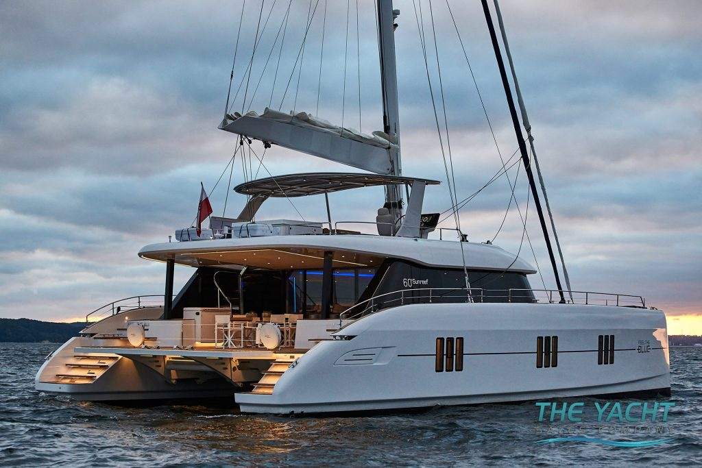 Sunreef 60 Sailing Package - The Yacht Sales Company
