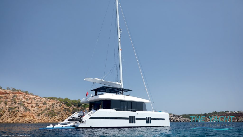 Sunreef Supreme 68 Brochure - The Yacht Sales Company